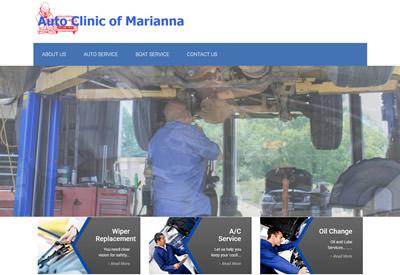 Auto Clinic of Marianna