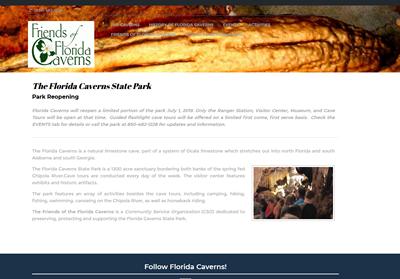Friends of Florida Caverns