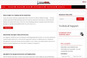 Cyberchute Customer Solutions